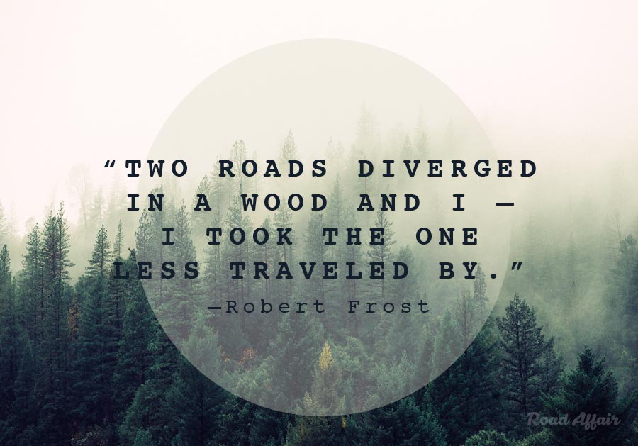 Road Quotes Stunning 48 Most Famous Travel Quotes Road Affair