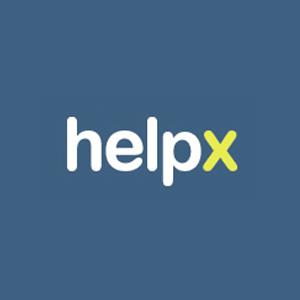 HelpX Logo