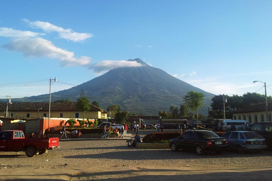 volcano-antigua-guatemala_road-affair