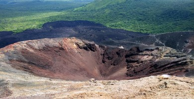 Volcano Boarding Cerro Negro in Nicaragua