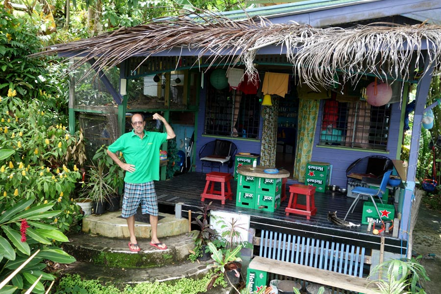 Mango Ridge in Port Antonio Jamaica