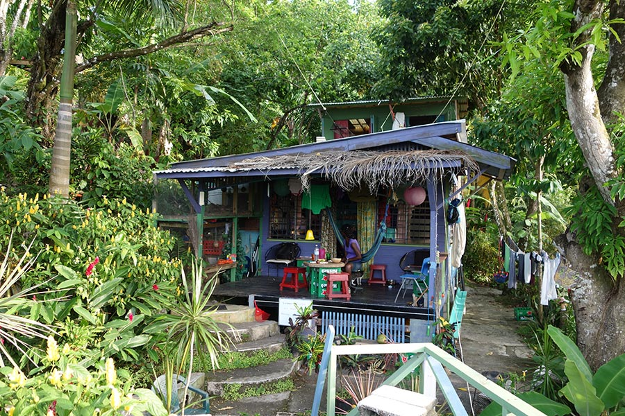 Mike's Cottage at Mango Ridge in Port Antonio, Jamaica