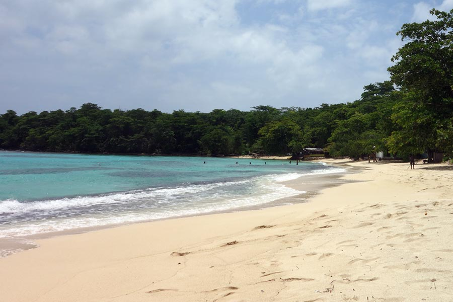 Winnifred Beach - No Resorts, No Hustlers. Just Beach.