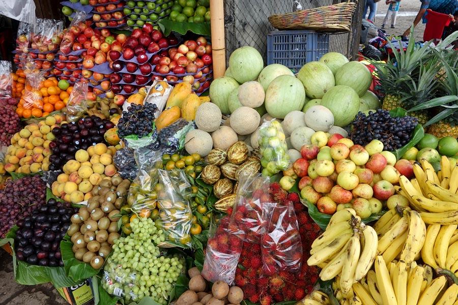 Local Market in Panajachel