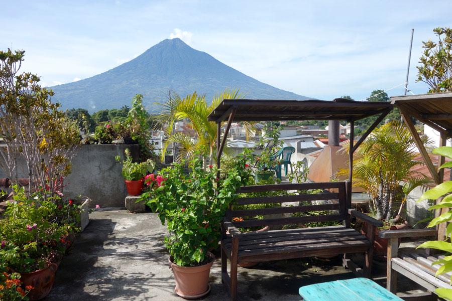Beautiful Terrace at Casa Cristina