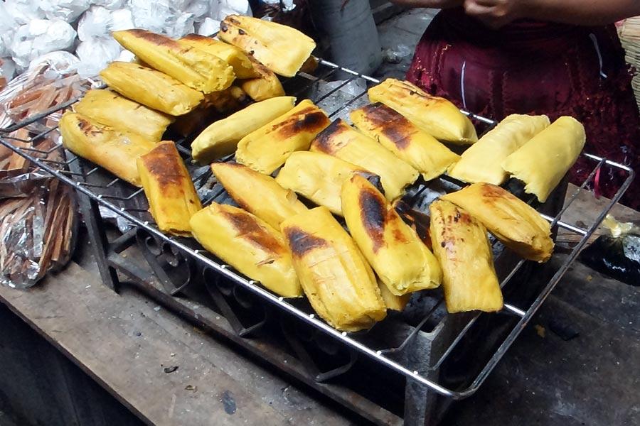 Tamalitos de Elote - Gluten Free Antigua Guatemala