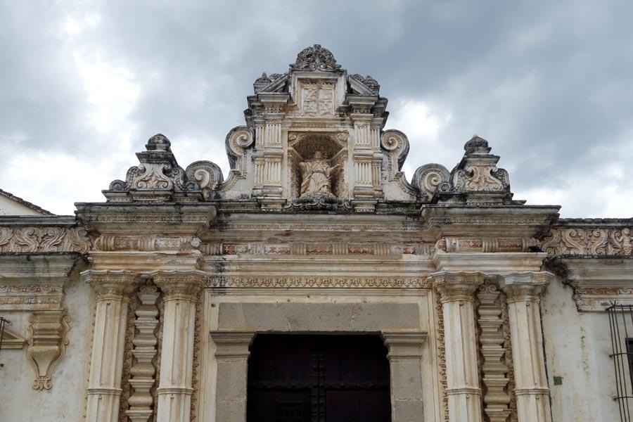 Xela in Guatemala