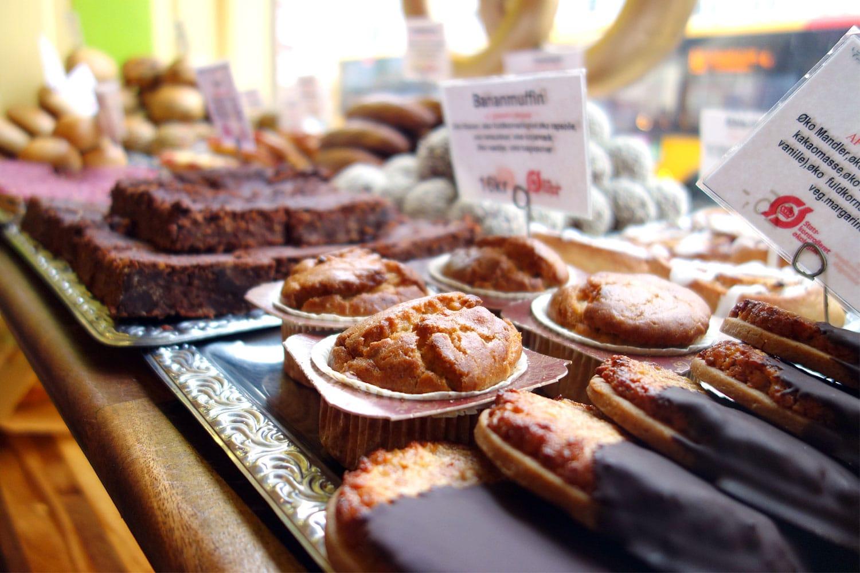 Gluten Free Bakery in Copenhagen
