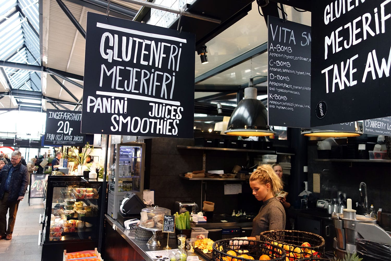 Gluten Free Vitaboost in Copenhagen