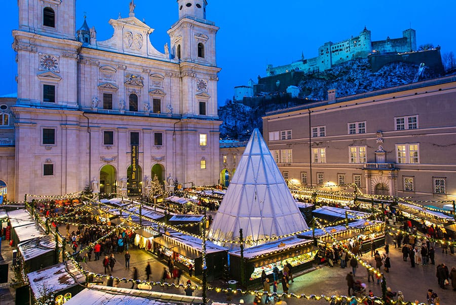 Christkindlmarkt - Things to do in Salzburg