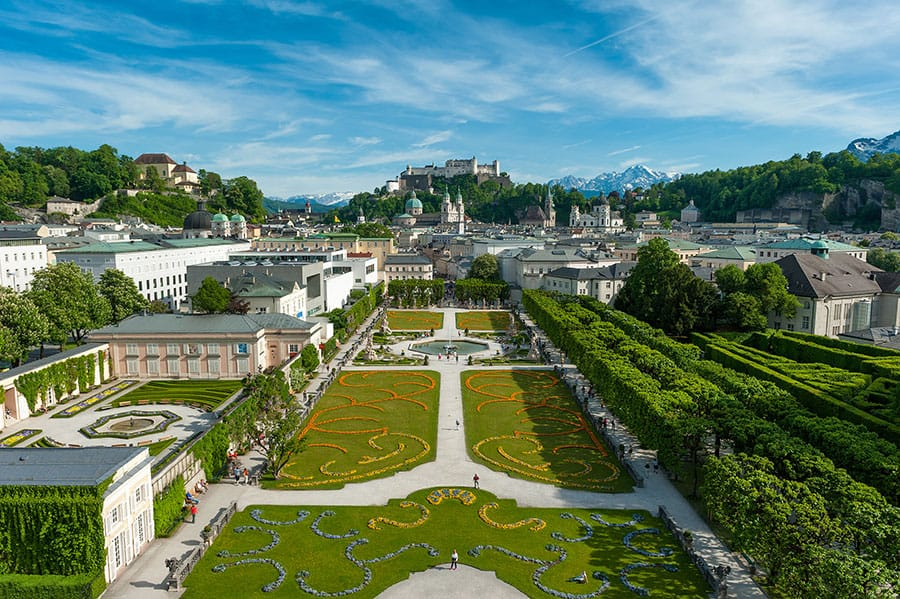 Mirabellgarten - Things to do in Salzburg
