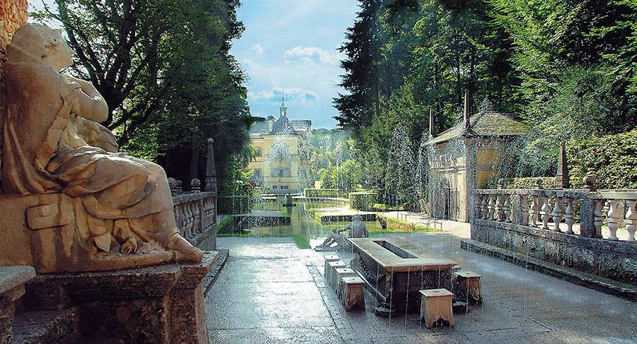 Hellbrunn Palace - Things to do in Salzburg