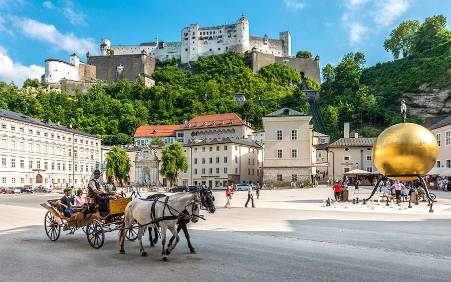 Horse Carriage - Things to do in Salzburg