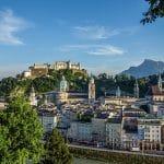 Salzburg City Panorama - Things to do in Salzburg