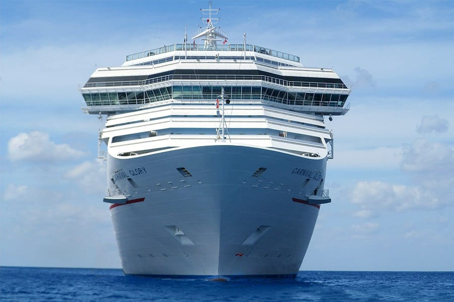 travel the world on a cruise ship while paying of your student loans