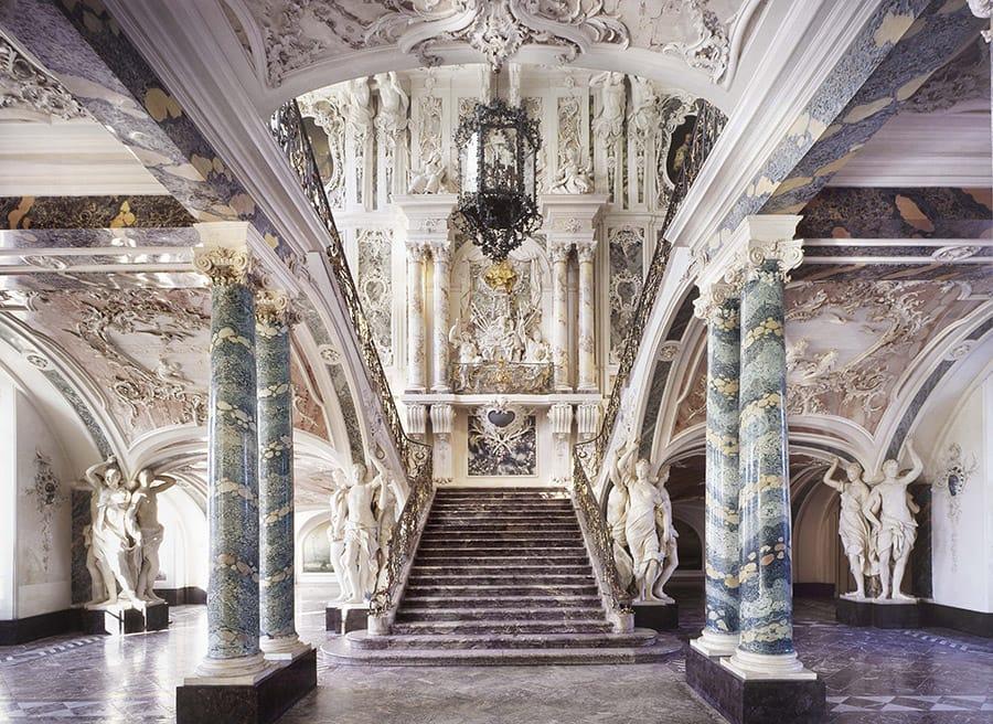 Augustusburg Palace in Brühl