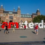 I amsterdam Sign in Amsterdam