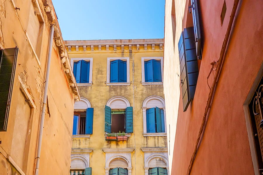 Beautiful Architecture in Venice