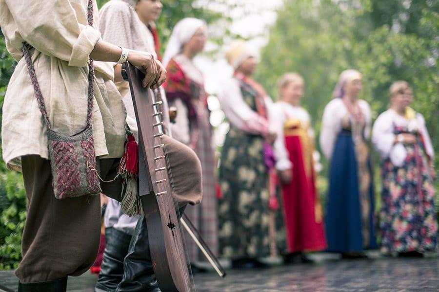 Seto kingdomday in Estonia