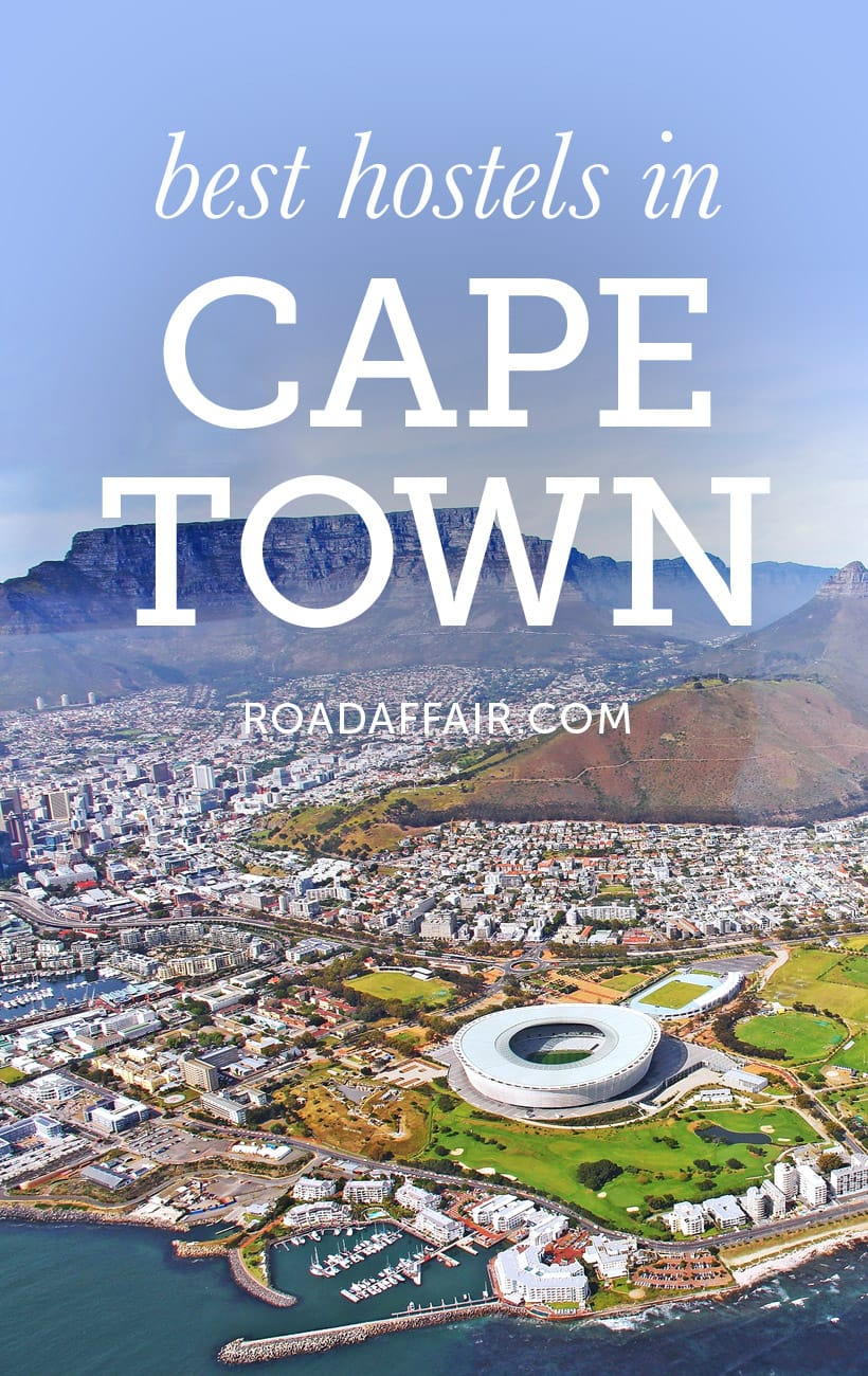 Best Hostels in Cape Town, South Africa
