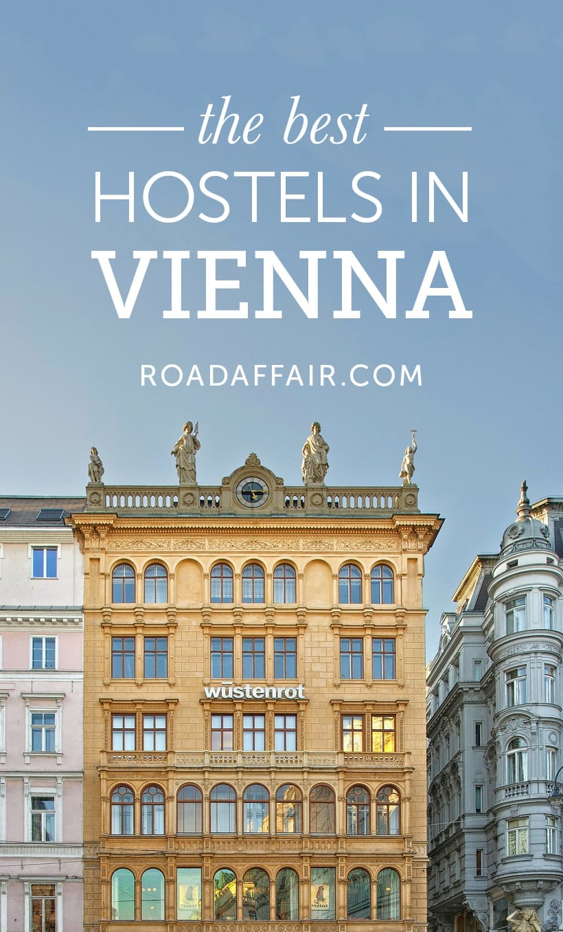 Traveling on a budget? Here is a list of the best hostels in Vienna, Austria!