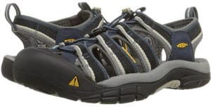 KEEN Newport H2 Sandals are the best sandals for traveling
