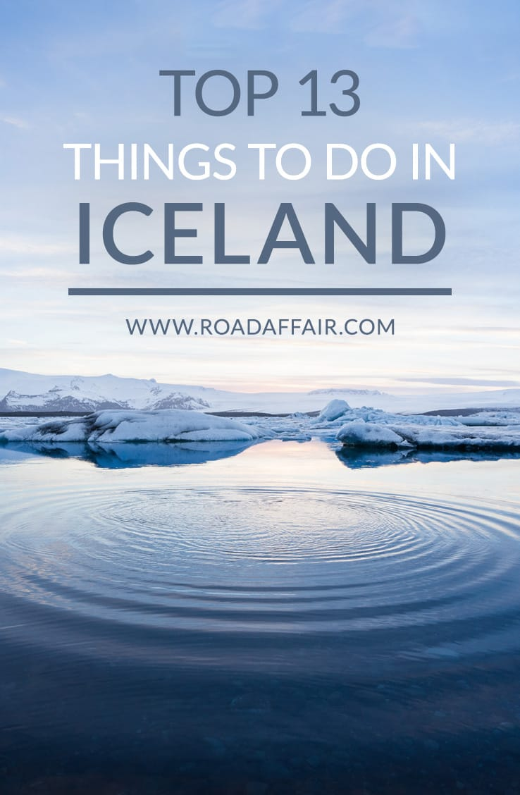 Best things to do in Iceland Pinterest Pin