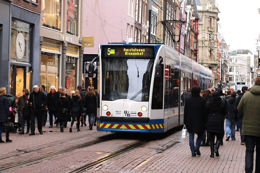 Public Transportation in Europe