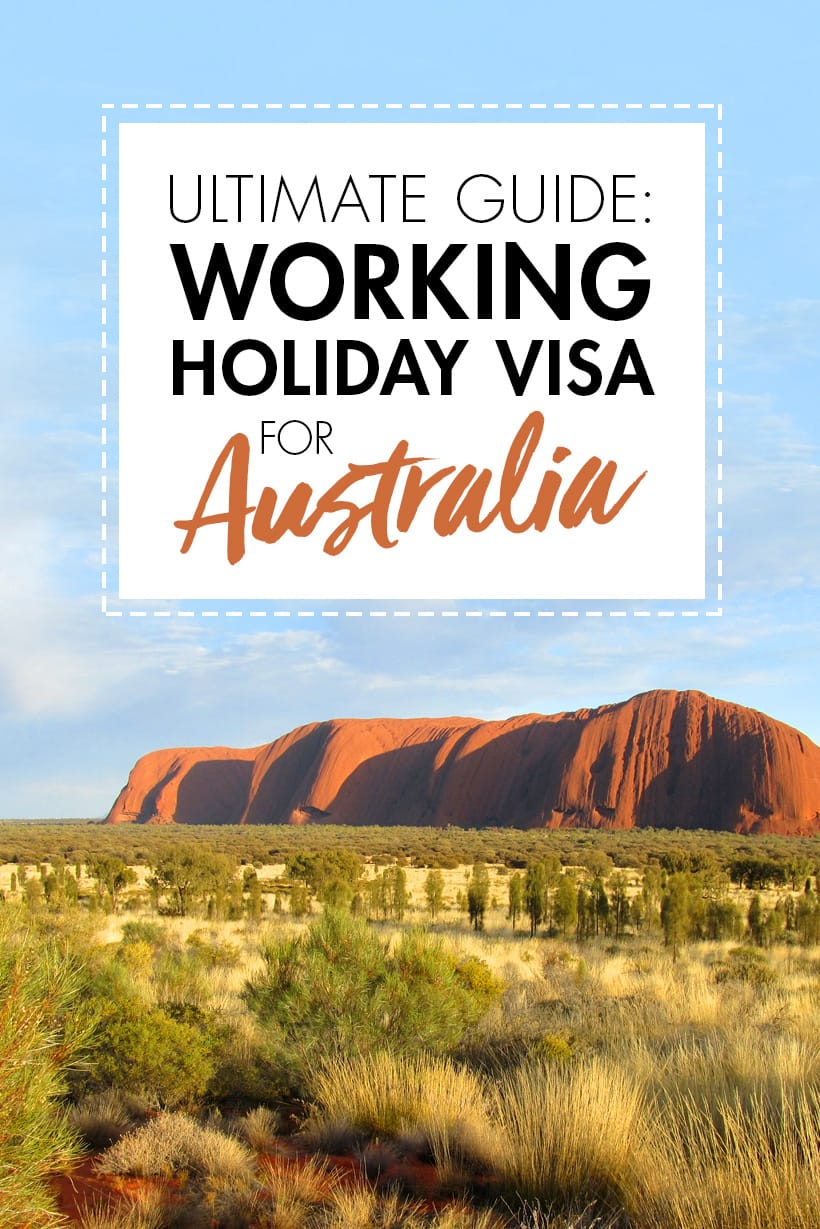 You how to guide to the Australian Working Holiday Visa!