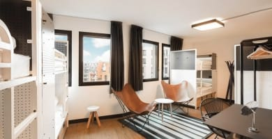 Best Hostels in Paris Featured Image