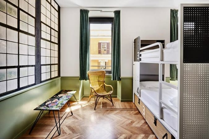 Best Hostels in Rome Featured Image