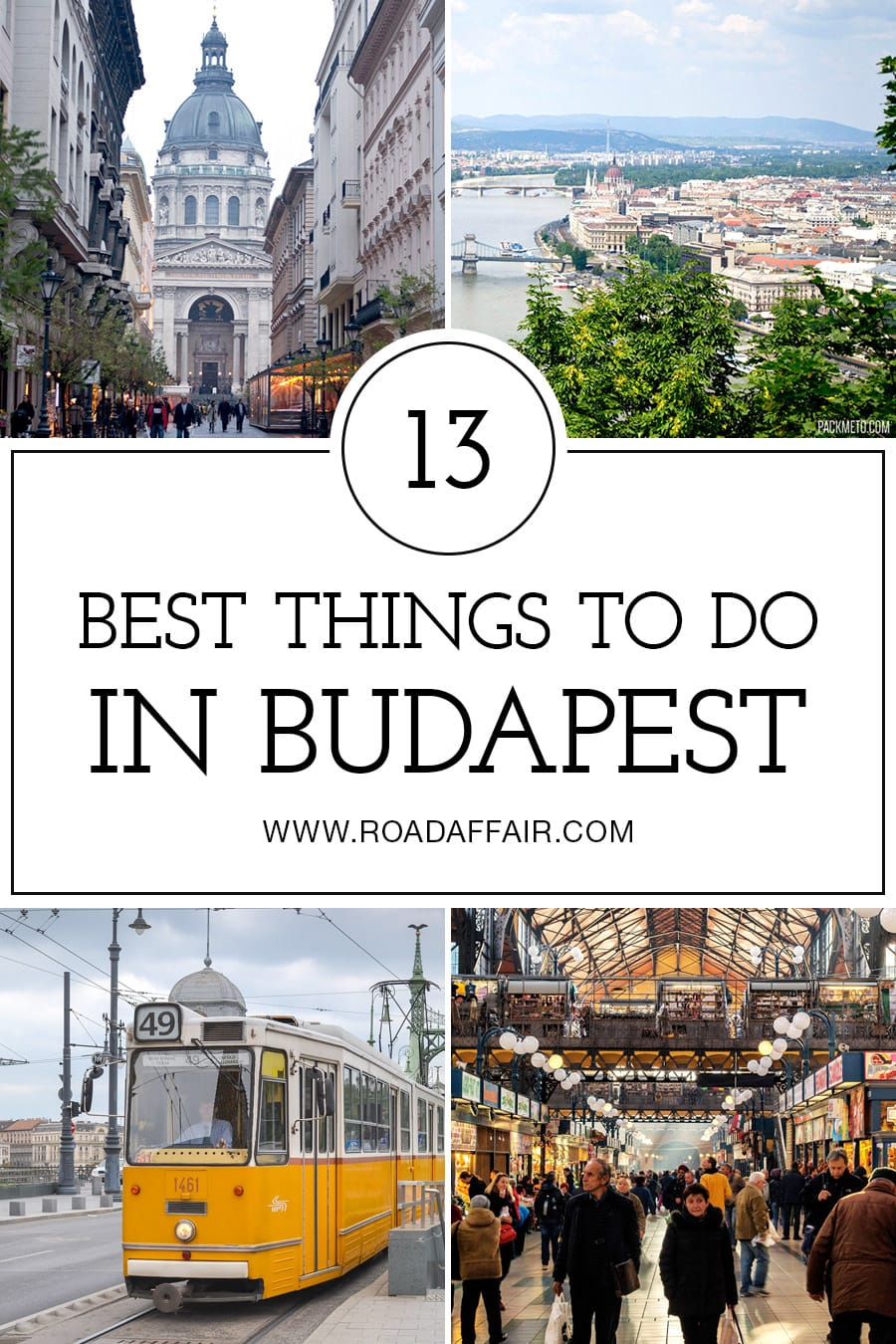 Discover the best things to do in Budapest!