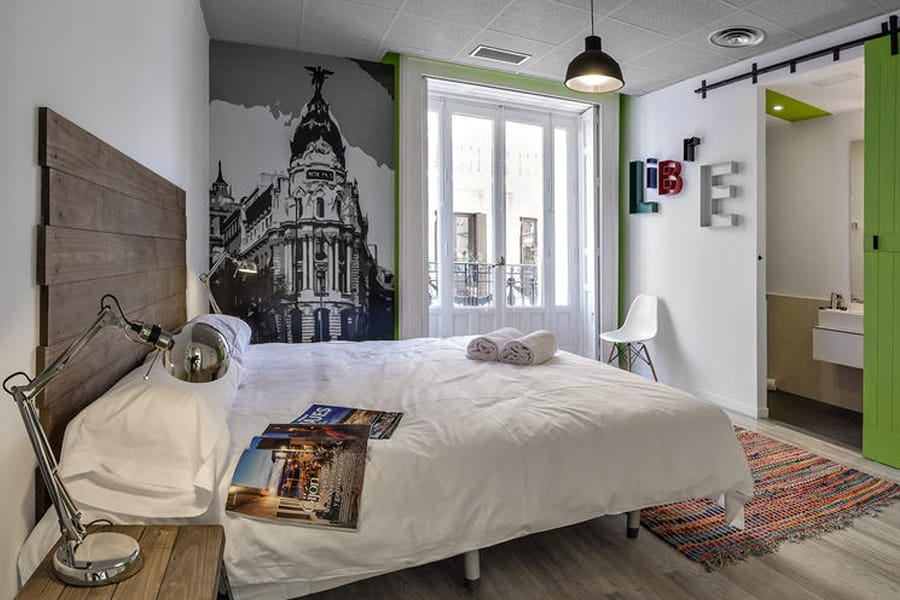 Best Hostels in Madrid Featured Image