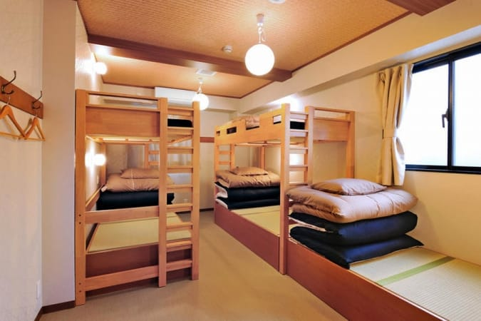 Best Hostels in Tokyo Japan Featured Image