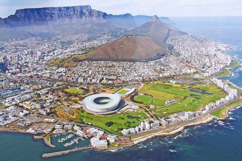 Best Things to Do in Cape Town, South Africa: Helicopter ride