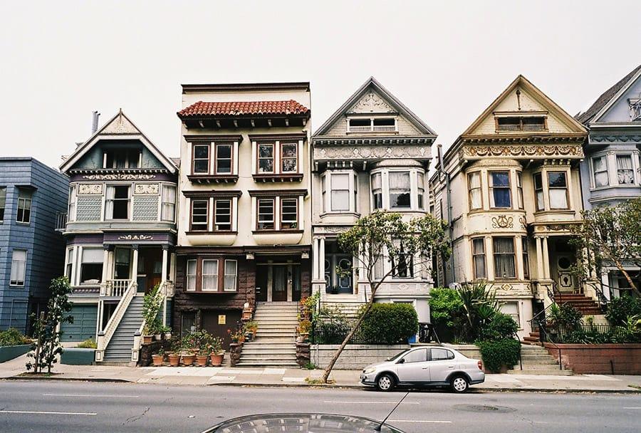 Neighborhood in San Francisco