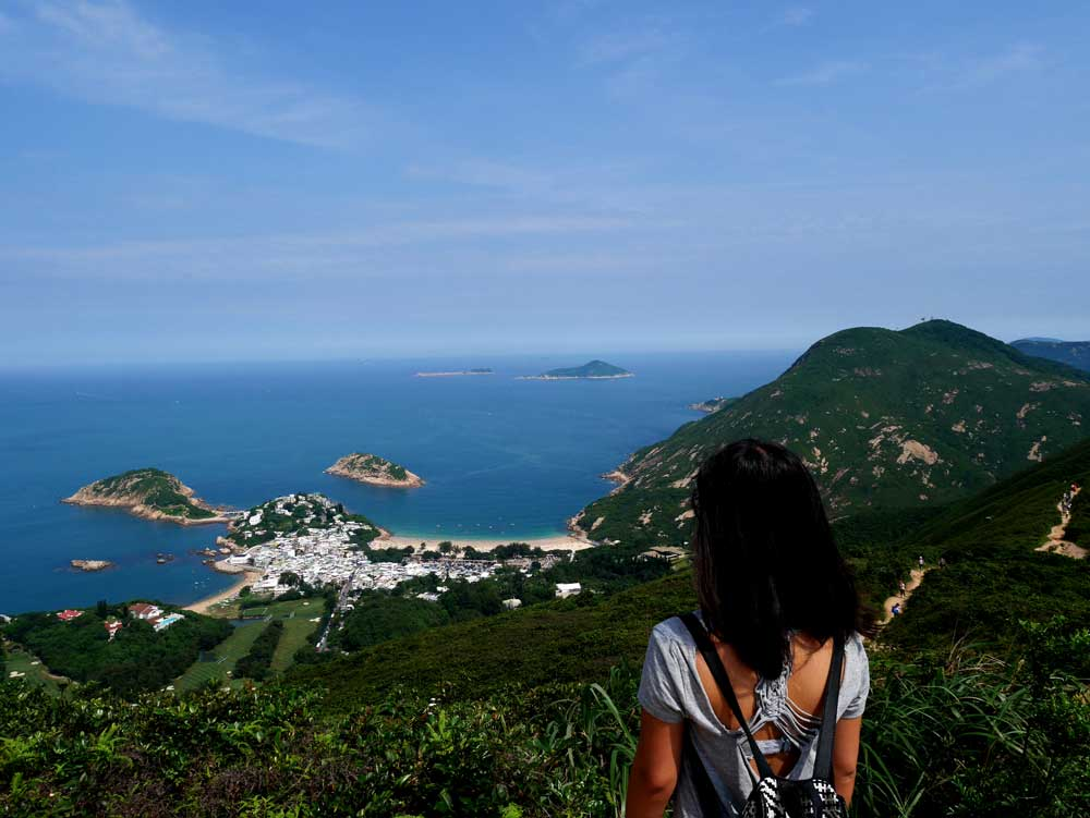 The Dragon' Back from Shek O