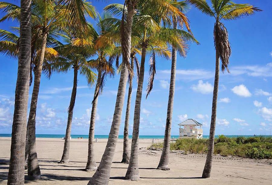 Crandon Park Key Biscayne in Miami