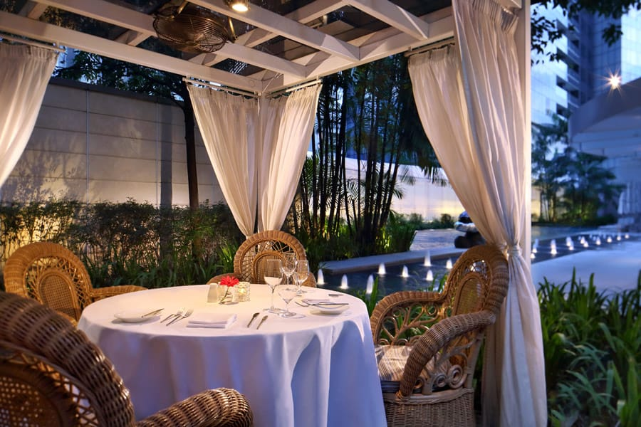 LaBrezza at The St Regis Singapore. Image Credit: © The St Regis Singapore