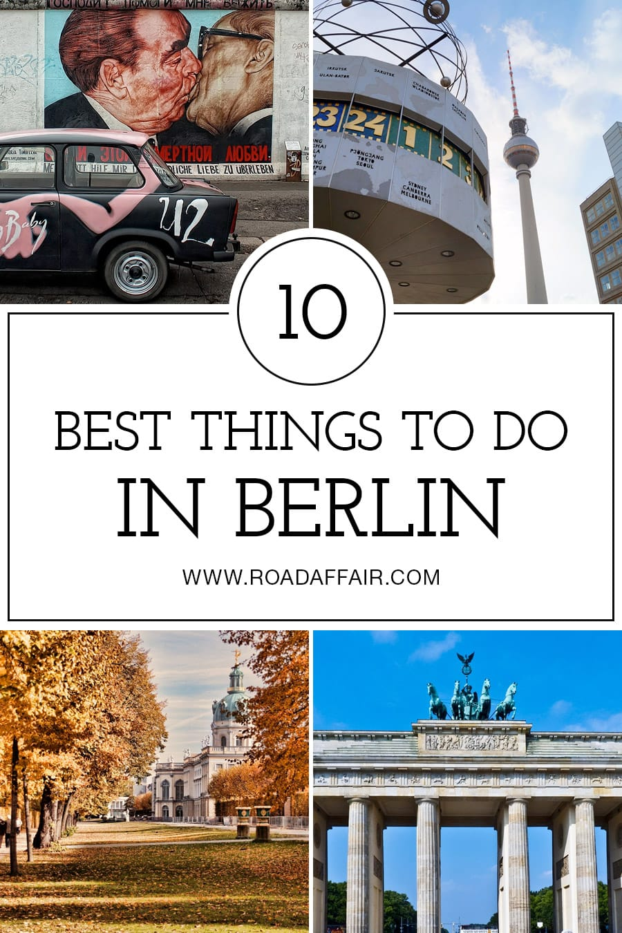Discover the best things to do in Berlin!