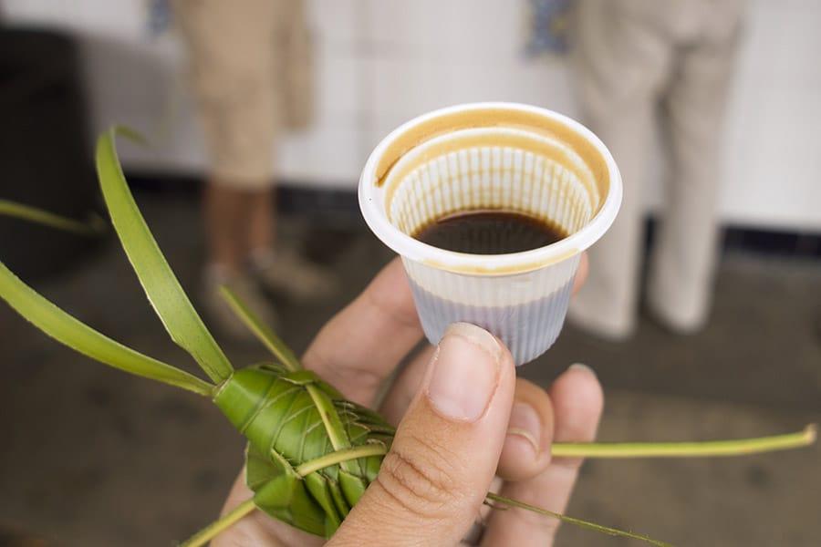 Cuban Coffee in Miami