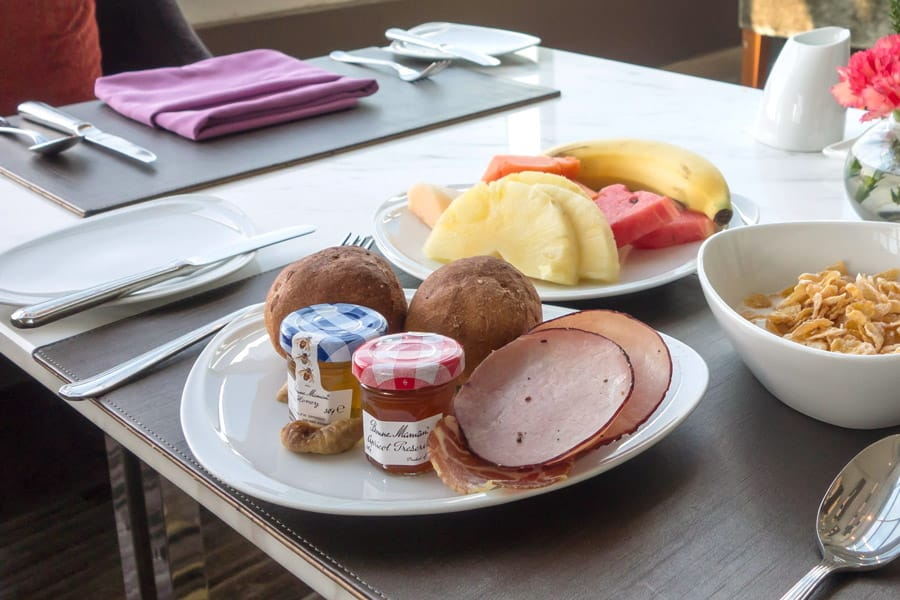 Gluten Free Breakfast in Thailand
