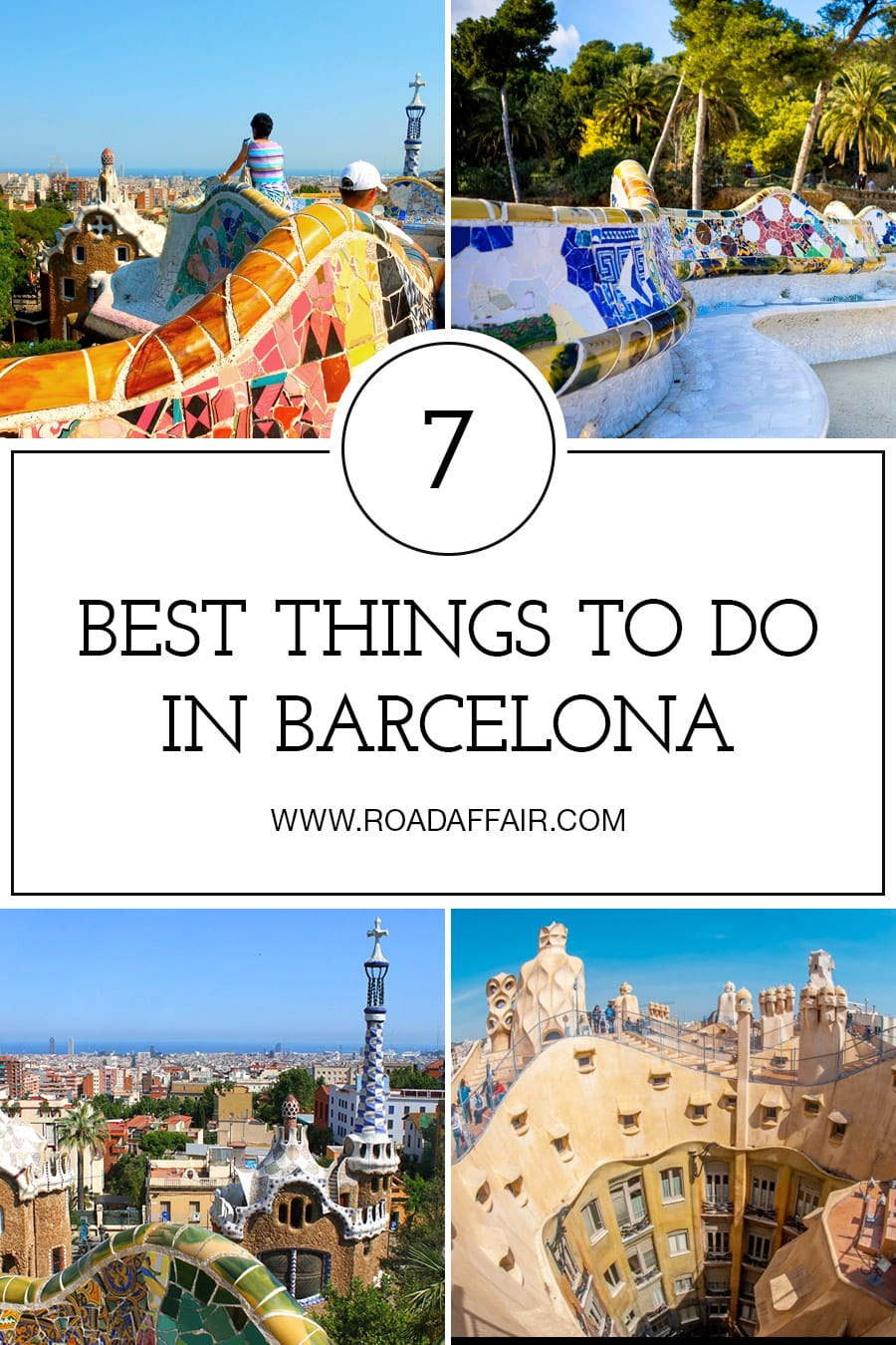 Discover the best things to do in Barcelona, Spain.