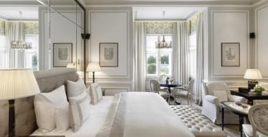 Best Hotels in Salzburg Featured Image
