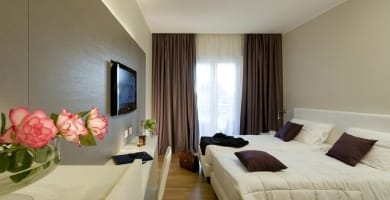Best Hotels Near Rome Airport Featured Image