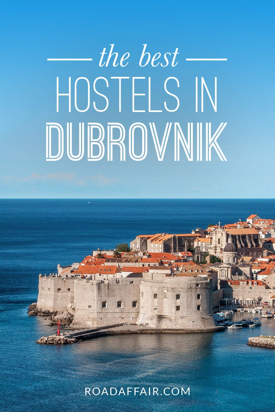 Best Hostels in Dubrovnik, Croatia