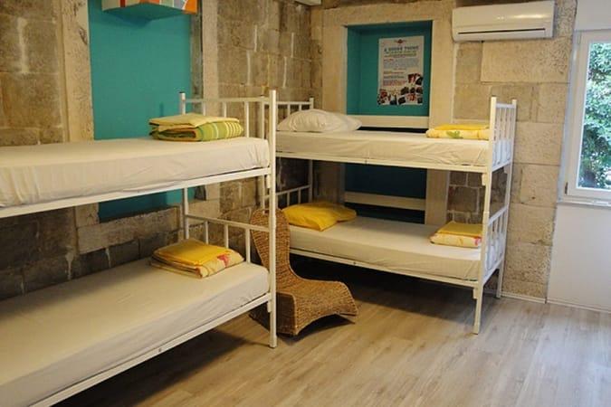 Best Hostels in Split Featured Image