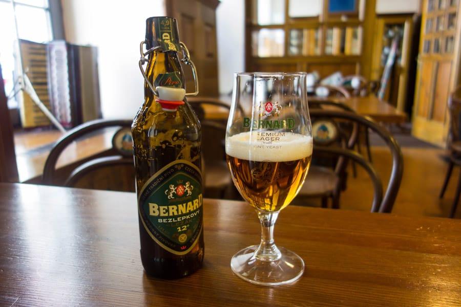 Gluten Free Czech Beer