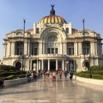 Palacio de Bella Artes in Mexico City