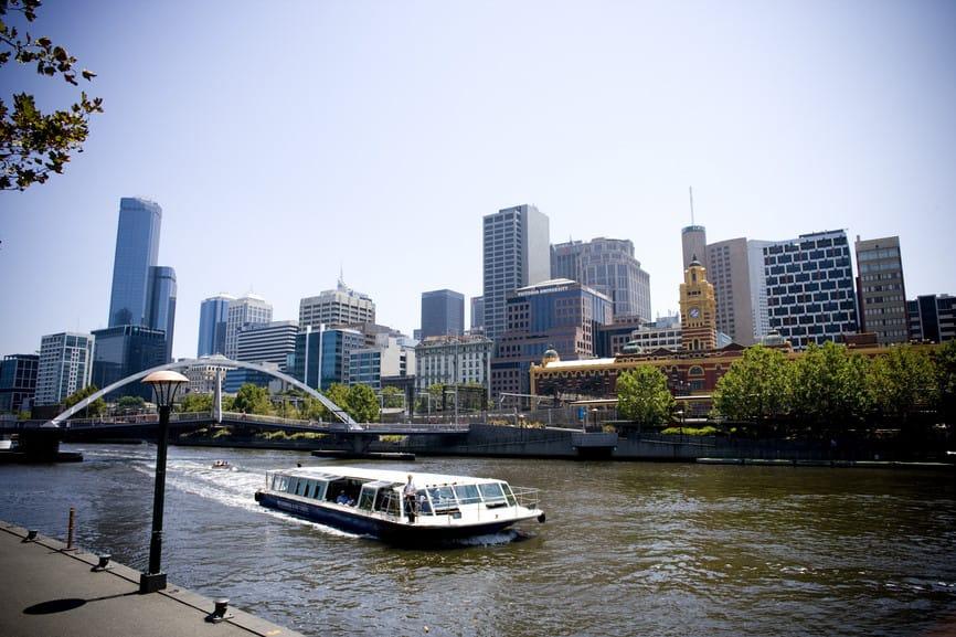 Yarra River Cruise in Melbourne